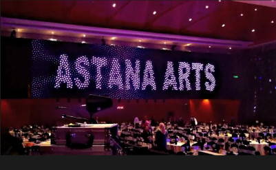 *Video:led curtain